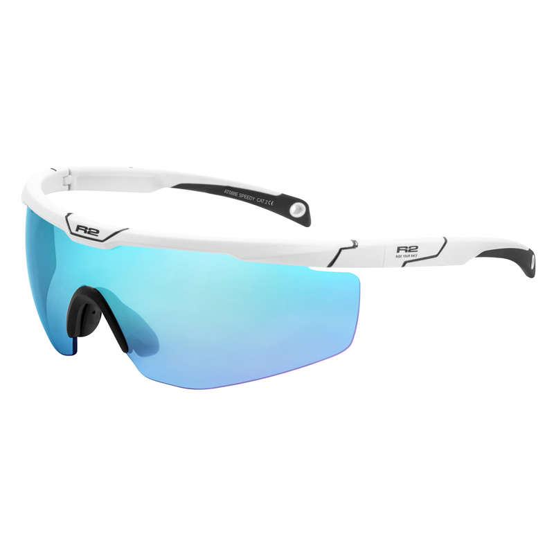 8ed89683a15 Γυαλιά Ηλίου Ποδηλασίας R2 Speedy Λευκό - buyeasy.gr