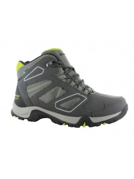 Μποτάκια Hi Tec Estratos Charcoal/Cool Grey/Chartreuse 0005078-051